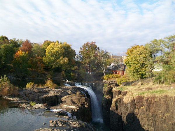 Paterson Great Falls National Historic District