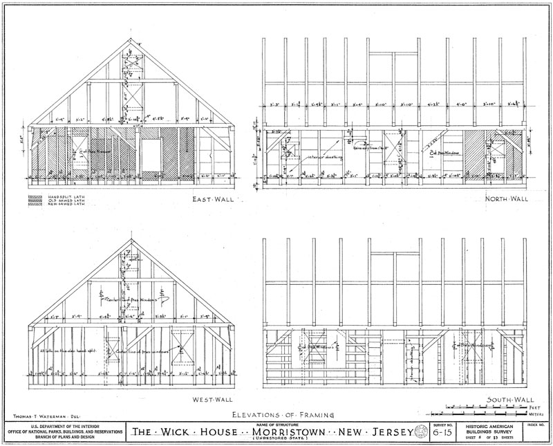 Drawing Frame House Architectural Drawings On Architectural Site Plans For Trees